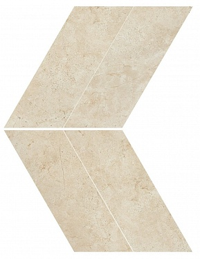 Marvel Cream Prestige Chevron Lappato (AS1R) 22,5X22,9 Керамогранит