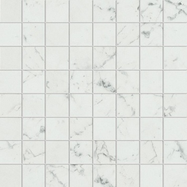Marvel Carrara Pure Mosaico Matt (AS3Y) Керамогранит