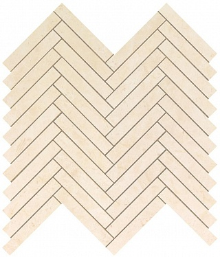 Marvel Cream Prestige Herringbone Wall (9SHE) 30,5X30 Керамическая плитка